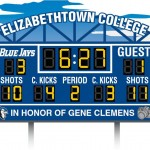 clemes scoreboard rendition