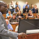 Liberian Ambassador Talks Education, EBOLA at Elizabethtown