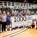 Women's Basketball Reaches 1,000 Victories