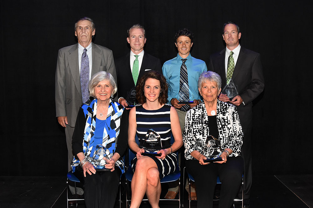 Hall of Fame Inductees Welcomed